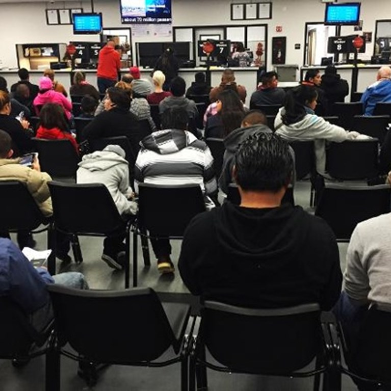 Update: California DMV Complications with Electronic Passport Scans