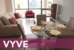 Dwellworks Vyve corporate housing property