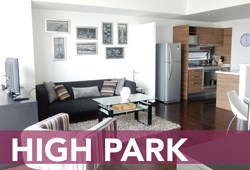 Dwellworks High Park corporate housing property